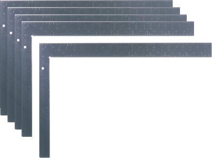 5 Calibrated Squares