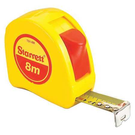 8 m Sarrett calibrated tape measure
